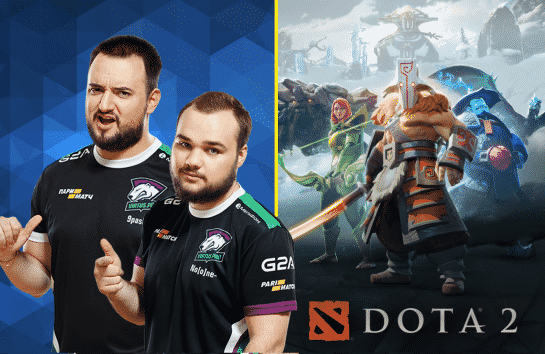 Dota 2 Pros Play Apex Legends At Esports Tournament