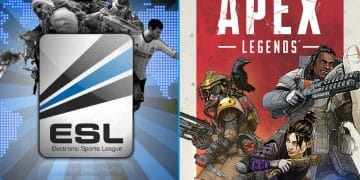 ESL Apex Legends Official Partnership for Esports Tournaments Event