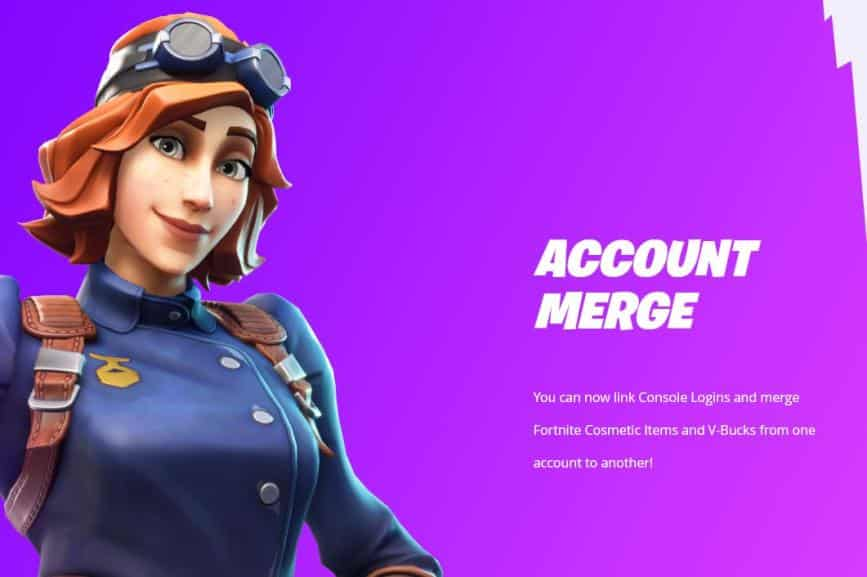 Fortnite Account Merge