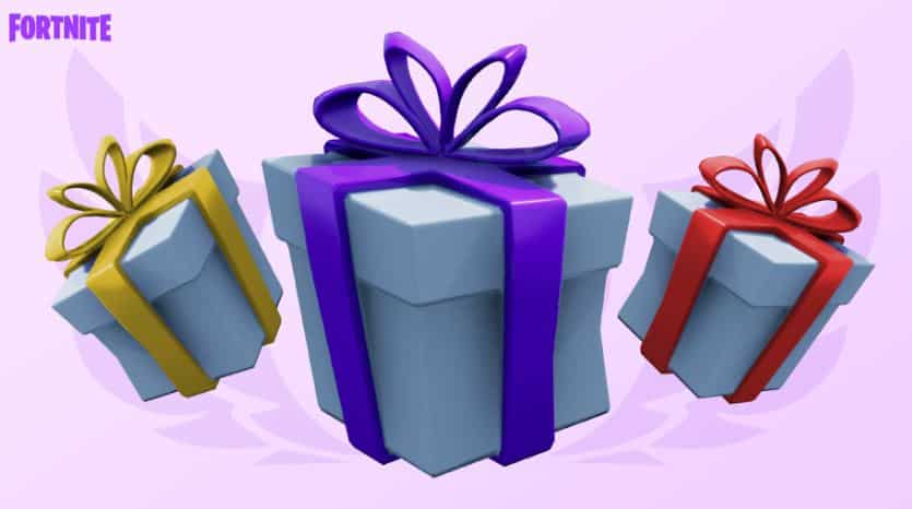 Fortnite Gifting Update 7.40