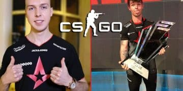 Gla1ve and dev1ce Astralis Talk About CS 2 and CSGO Smoke Bug