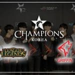 Griffin 2019 LCK Spring Split Matches Recap Esports League of Legends