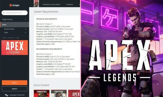 How to Fix Apex Legends Frame Rate and Video Settings Adjust Control PC