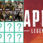 Leaked Players for Apex Legends - Possible Update