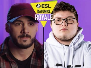 NICKMERCS Duo With Aydan ESL Katowice Royale