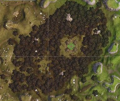 New Wailing Woods