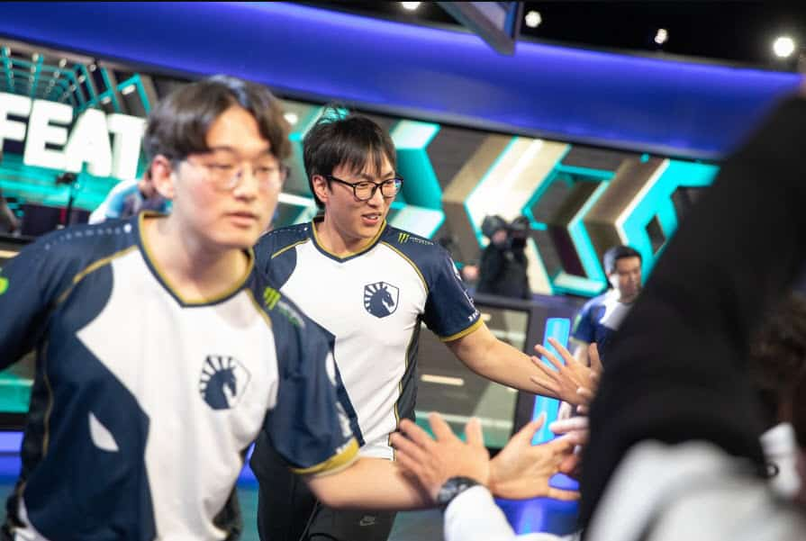 North America League of Legends Championship Series Team Liquid Esports