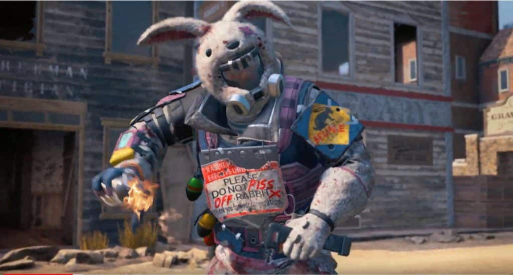 Operation Grand Heist Season 3 Bunny Costume Call of Duty Black Ops 4 Update