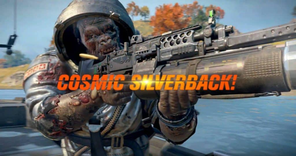 Operation Grand Heist Season 3 Cosmic Silverback Call of Duty Black Ops 4 Update