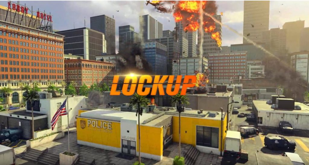 Operation Grand Heist Season 3 Lockup Map Call of Duty Black Ops 4 Update