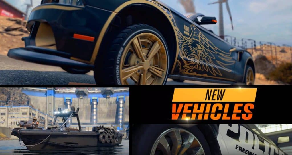 Operation Grand Heist Season 3 New Vehicles Call of Duty Black Ops 4 Update