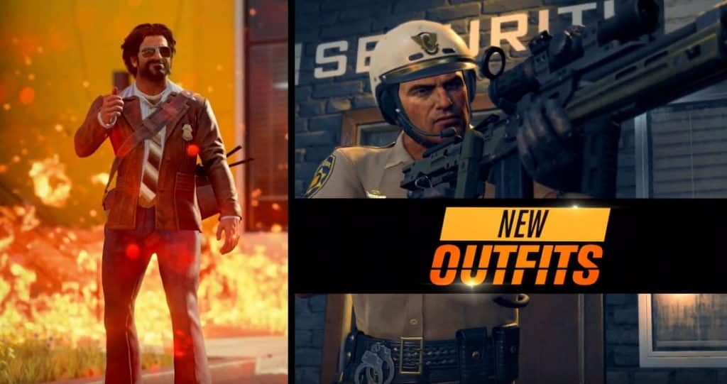 Operation Grand Heist Season 3 Outfits Clothes Call of Duty Black Ops 4