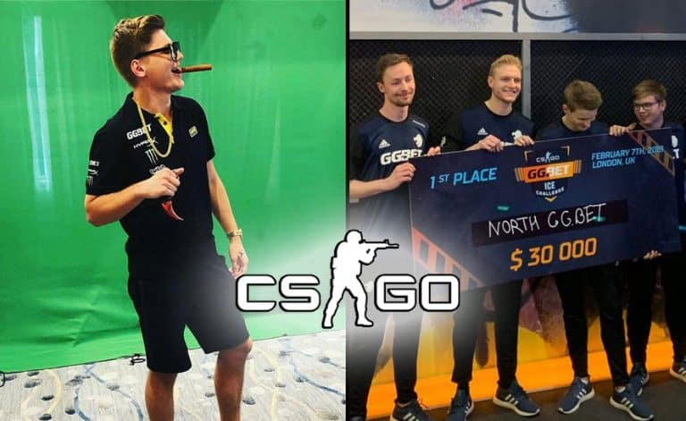 S1mple the CSGO King Falls Short to North GG.Bet Esports Counter Strike
