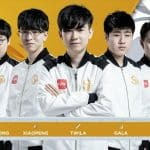 SinoDragon Gaming Clan Team Korea LCK LoL League of Legends Esports