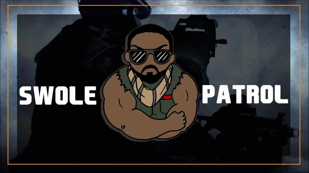 Swole Patrol Esports Organization Team Pro Gaming League CSGO Counter Strike Squad