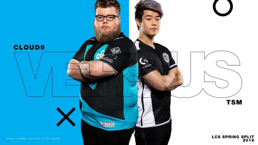 TSM vs Cloud9 Day 5 2019 LCS Spring Split Matches Recap Esports LoL League of Legends Esports
