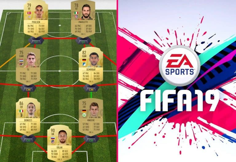 Team of the Week 23 Predictions Bonucci Coman FIFA 19 Esports
