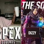 Who is Dizzy Apex Legends Ninja NRG KingRichard Esports Twitch Rivals Challenge