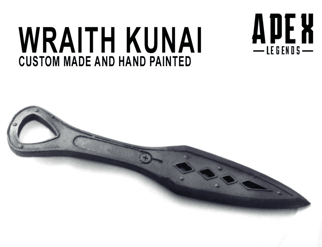 Wraith kunai replica prop - Apex Legends