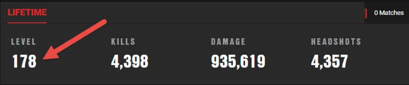level up in apex legends Apex Tracker