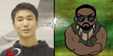 s0m makes fun of Swole Patrol CSGO Counter Strike Transfers Update