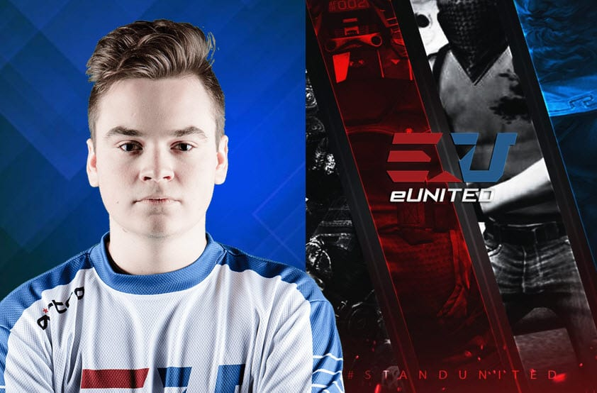 Abezy - eUnited Gaming CWL Player Stat KD