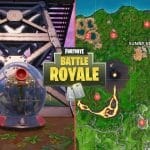 All Fortnite Baller Map locations