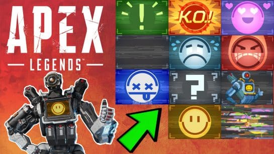 All Pathfinder Faces in Apex Legends