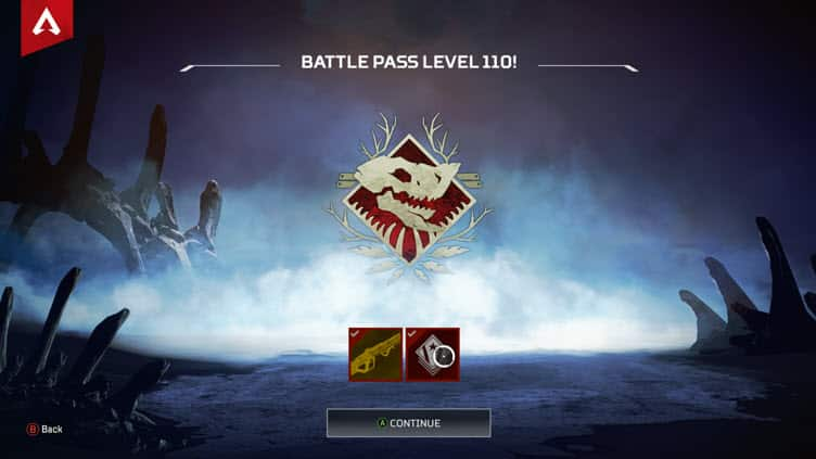 Apex Legends Battle Pass Level 110