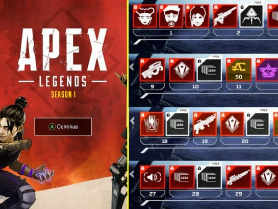 Apex Legends Battle Pass Review