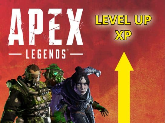 Apex Legends Level Up XP
