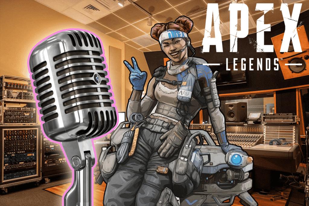 Apex Legends Lifeline Rapper Artist Music Song