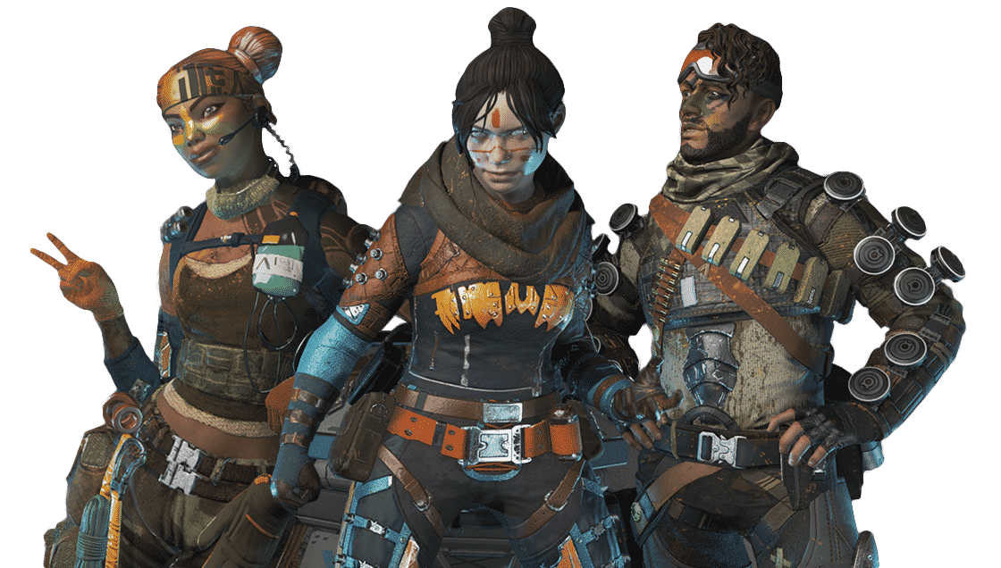 Apex Legends New Season Battle Pass Skins and Camos