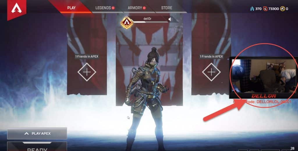 Apex Legends Rage Dellor Breaking Headset Twitch