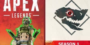 Apex Legends Season 1 Battle Pass Octane Legend