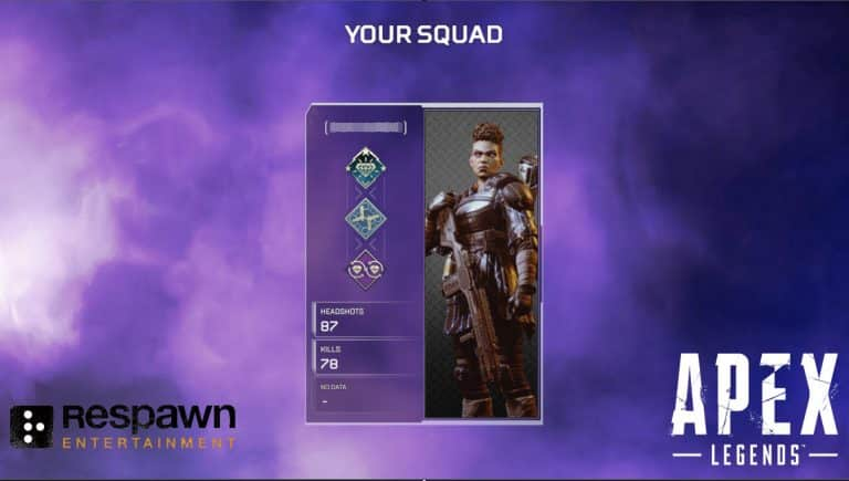 Apex Legends Season 1 Doesn't Have Solos or Duos Data