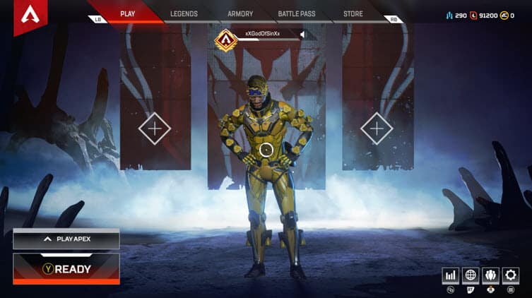 Apex Legends Season 1 New Background