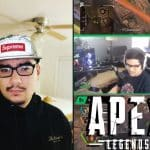 Apex Legends Streamer PKLE Gets Strange Question from Teammate