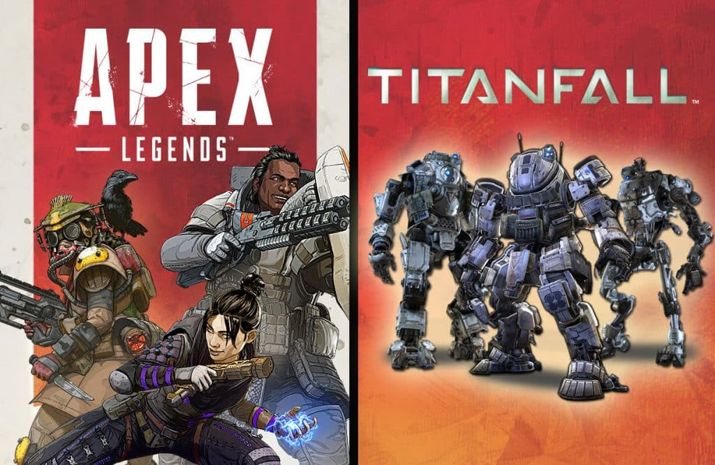 Apex Legends Titans - Confirmed Through In-Game Audio