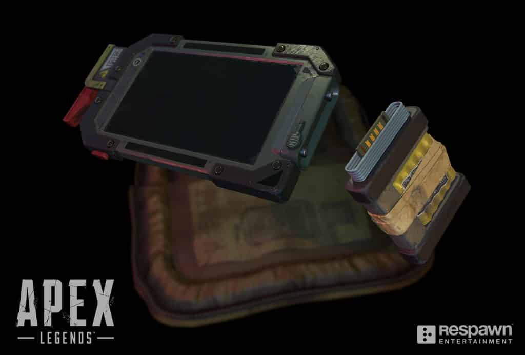 Chris Burks Shares Some Amazing HD Images from Apex Legends