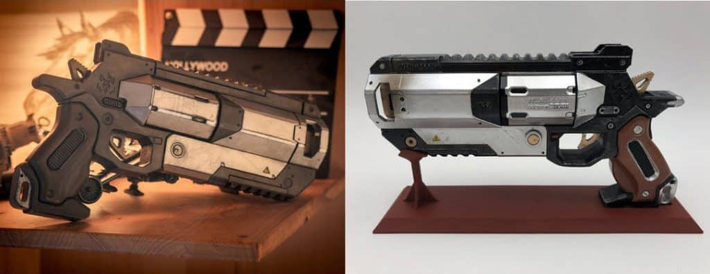 Apex Legends Wingman Replica 3D Artist Thingiverse