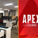 Apex Legends Work Space Head office