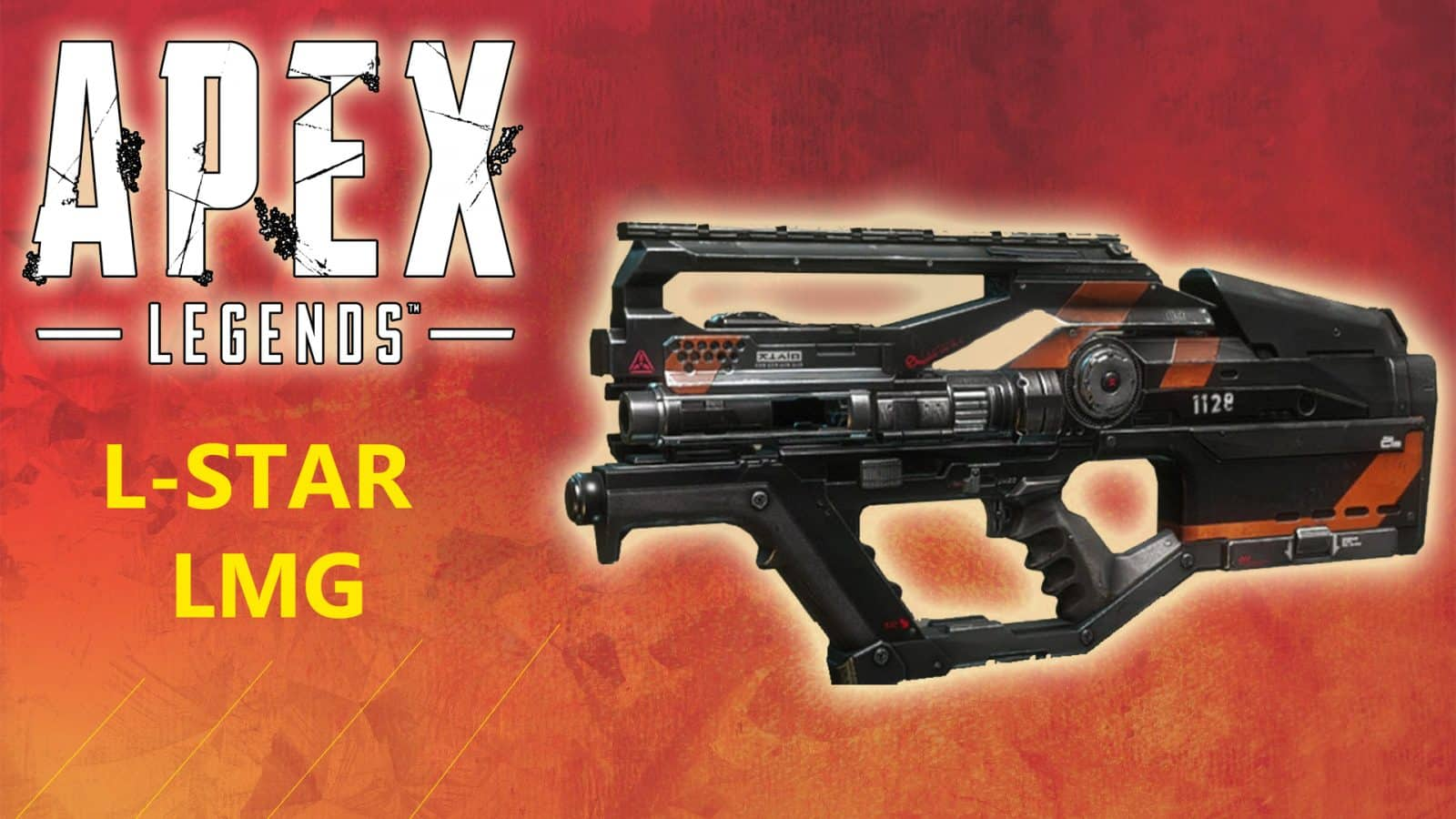Apex Legends New Gun L-STAR LMG