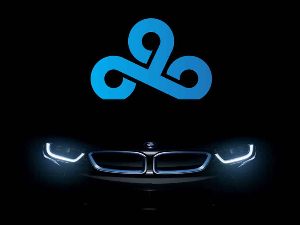 BMW Signs Sponsorship Deal With Cloud9