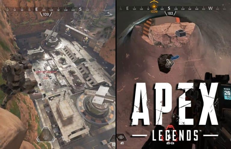 Best Hiding Spot in Apex Legends