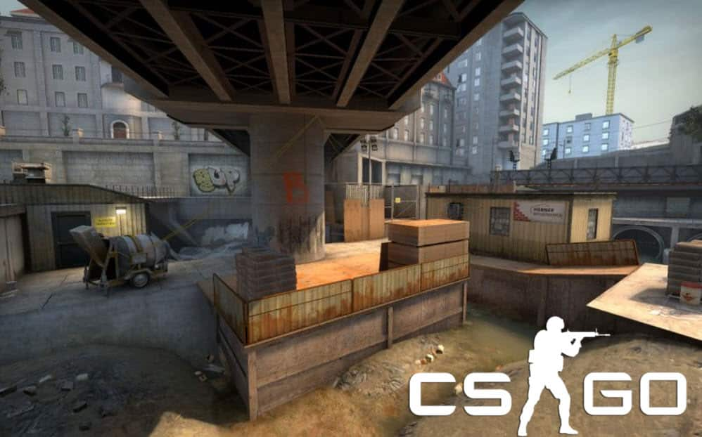 CSGO Map Overpass Best Esports Players