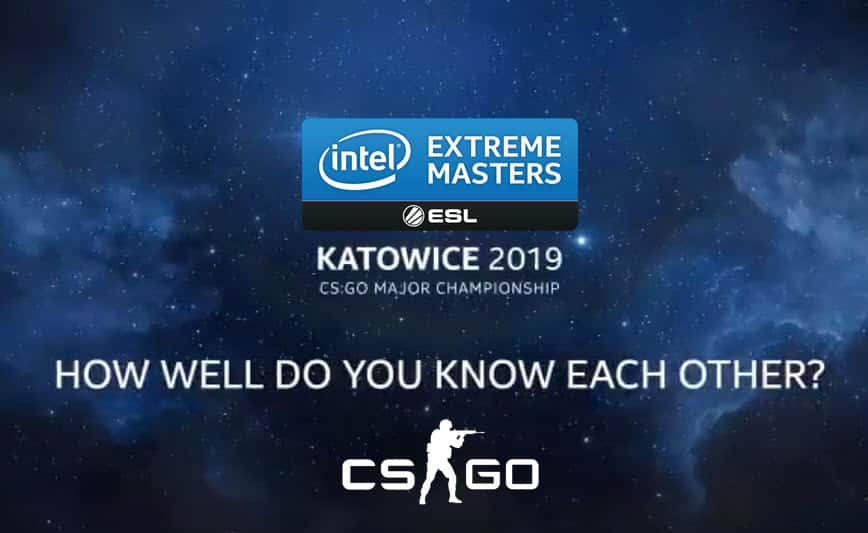CSGO Pros Talk About Their Teammates [IEM Katowice]