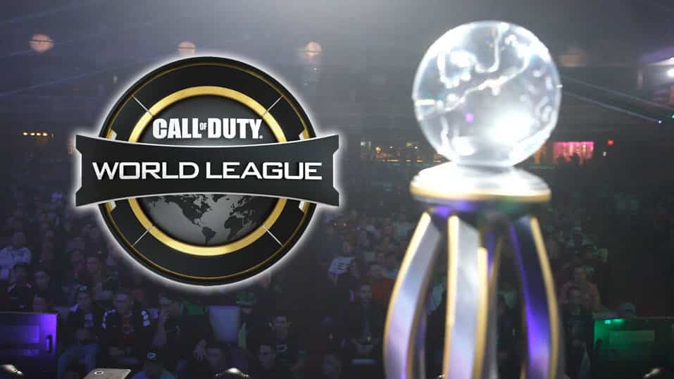 Call of Duty World League Trophy