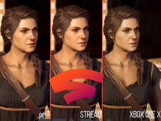 Comparison Of Google Stadia Graphics vs PC and Console Graphics