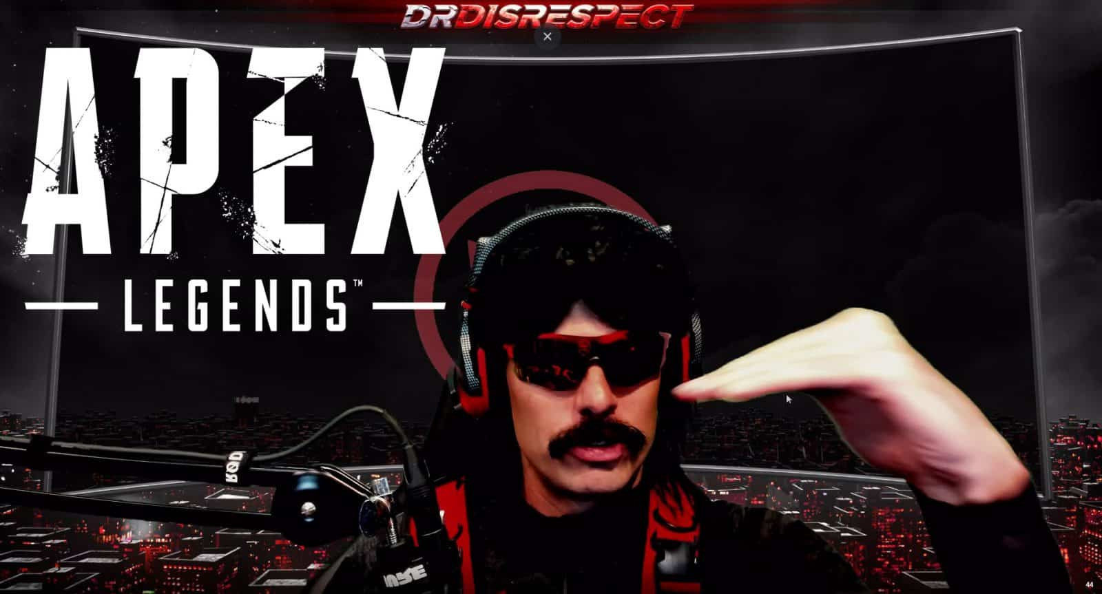 Dr Disrespect Opinion on Apex Legends Season Pass